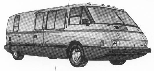Welcome to Vixen 21 Motorcoach Website